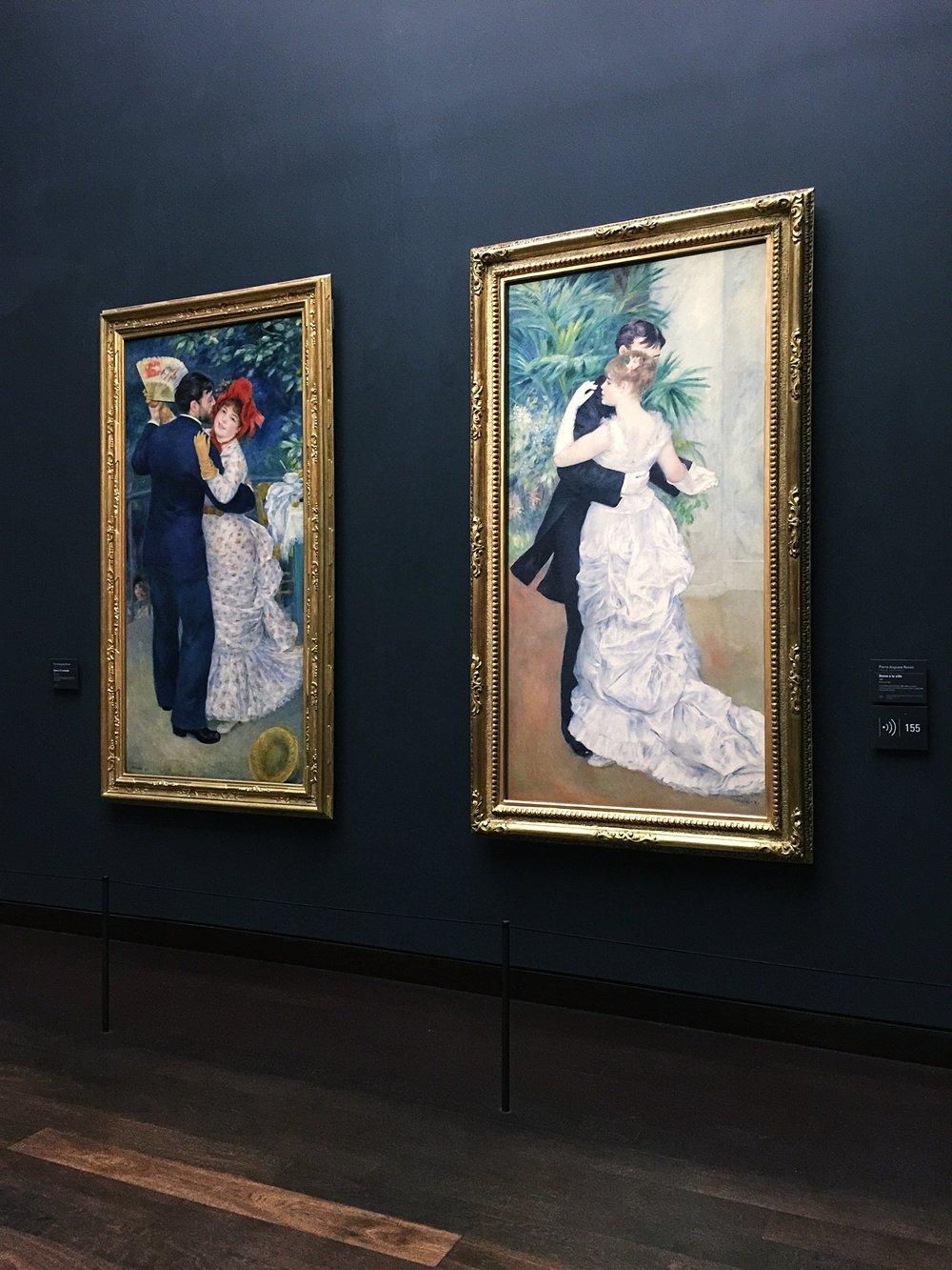 One of my favorite artists - Renoir.