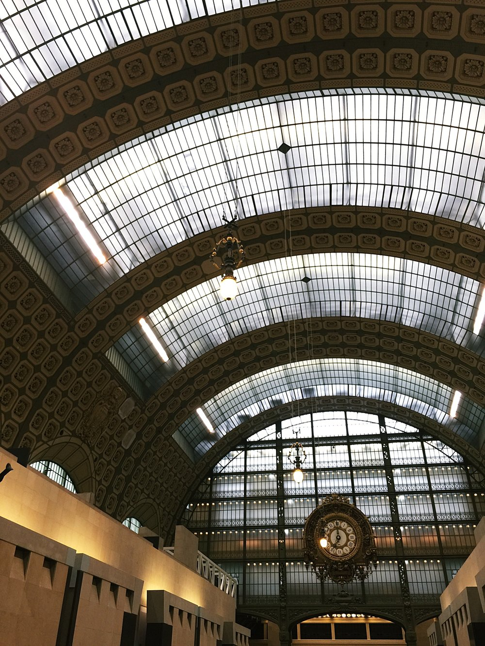 My favorite - Musée d'Orsay!
