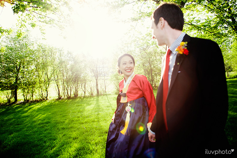 22_iluvphoto_backyard_wedding_tent_Korean_outdoor_ceremony