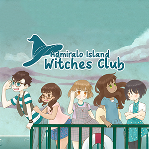 Admiralo Island Witches Club