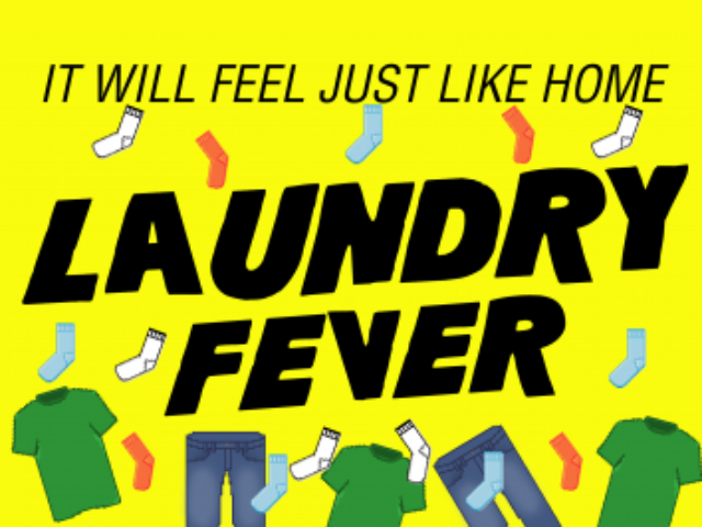 Laundry Fever by Mikel Jenson and Kia Anne Geraths