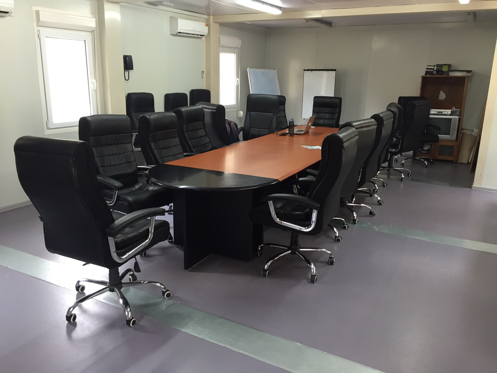 Yup, that's a boardroom.