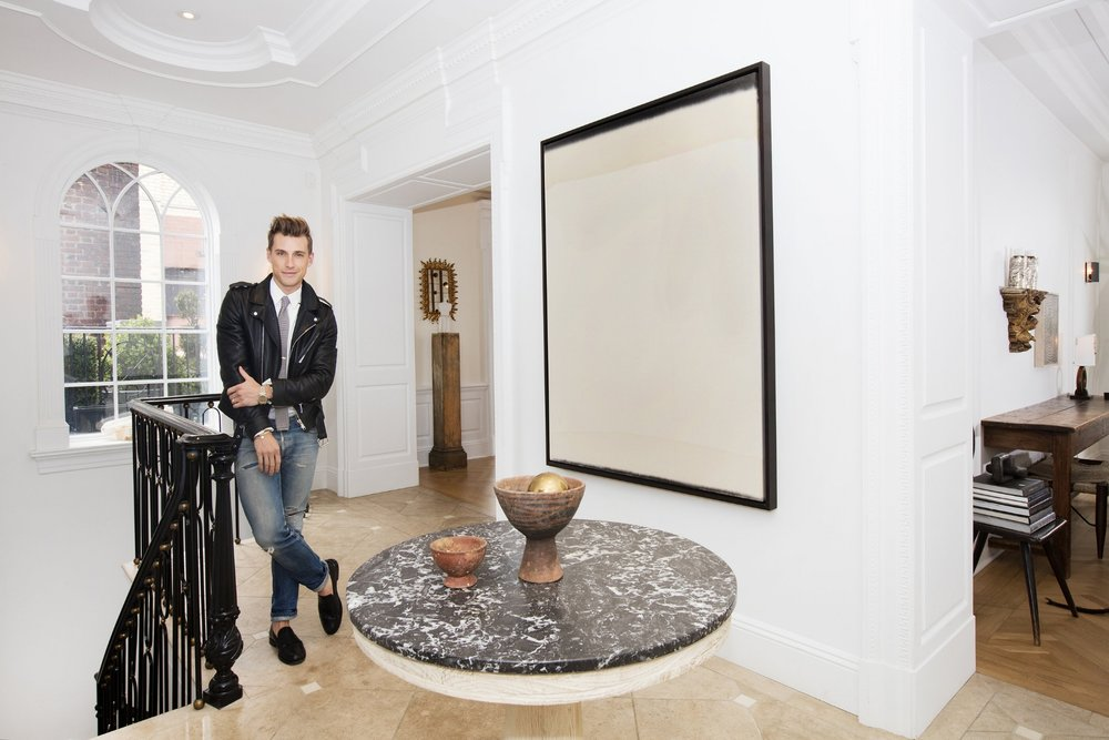 Interior Designer Jeremiah Brent on His Favorite Piece ofFurniture
