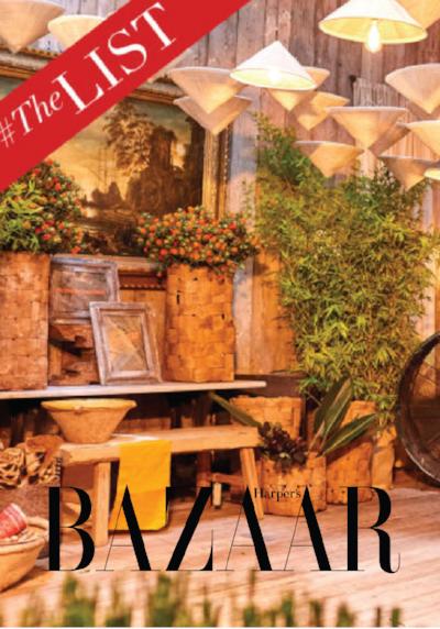 Harper's Bazaar, August 2016