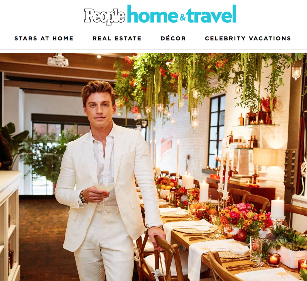 People: Home & Travel, July 2017