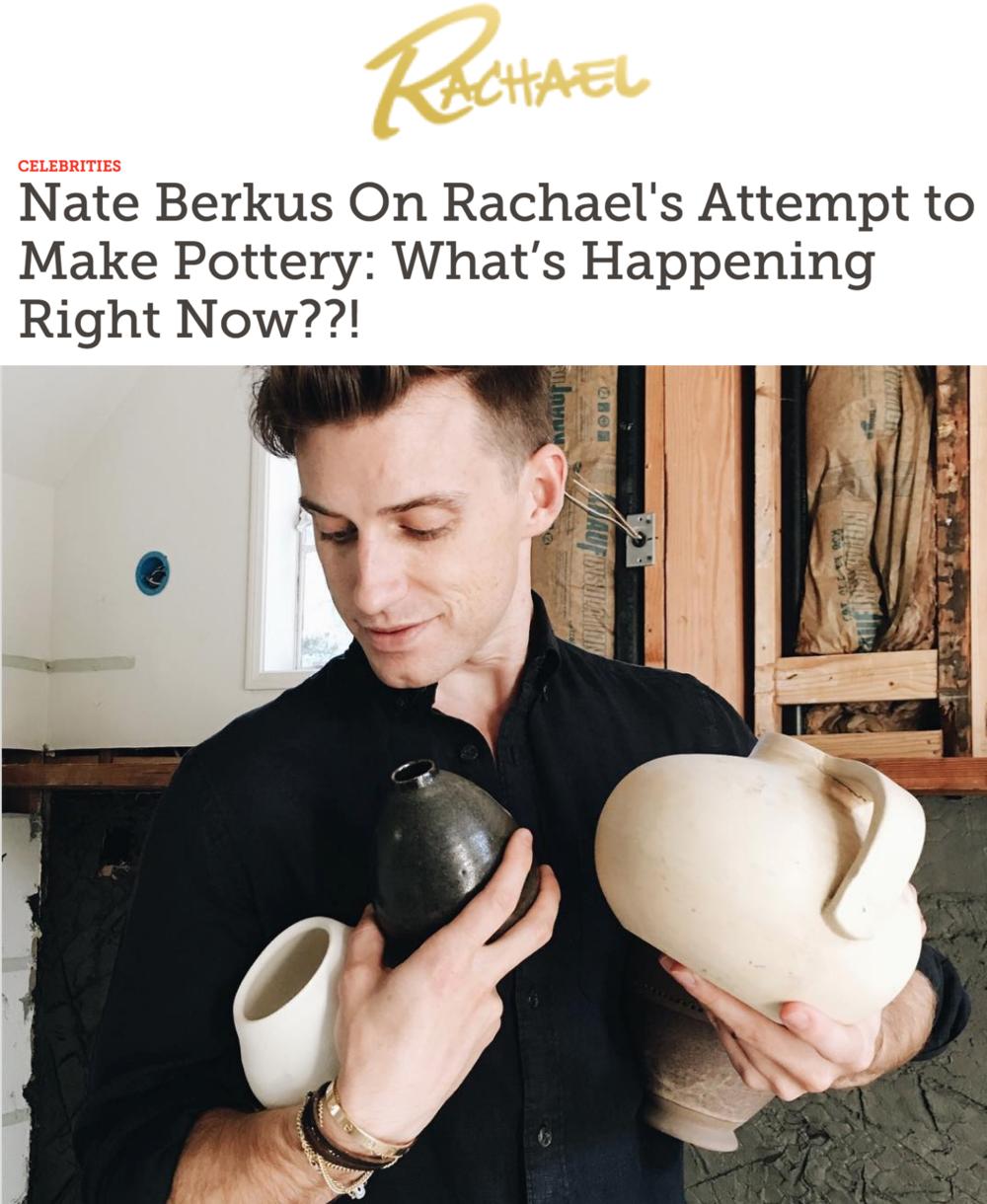 Rachael Ray, April 2018