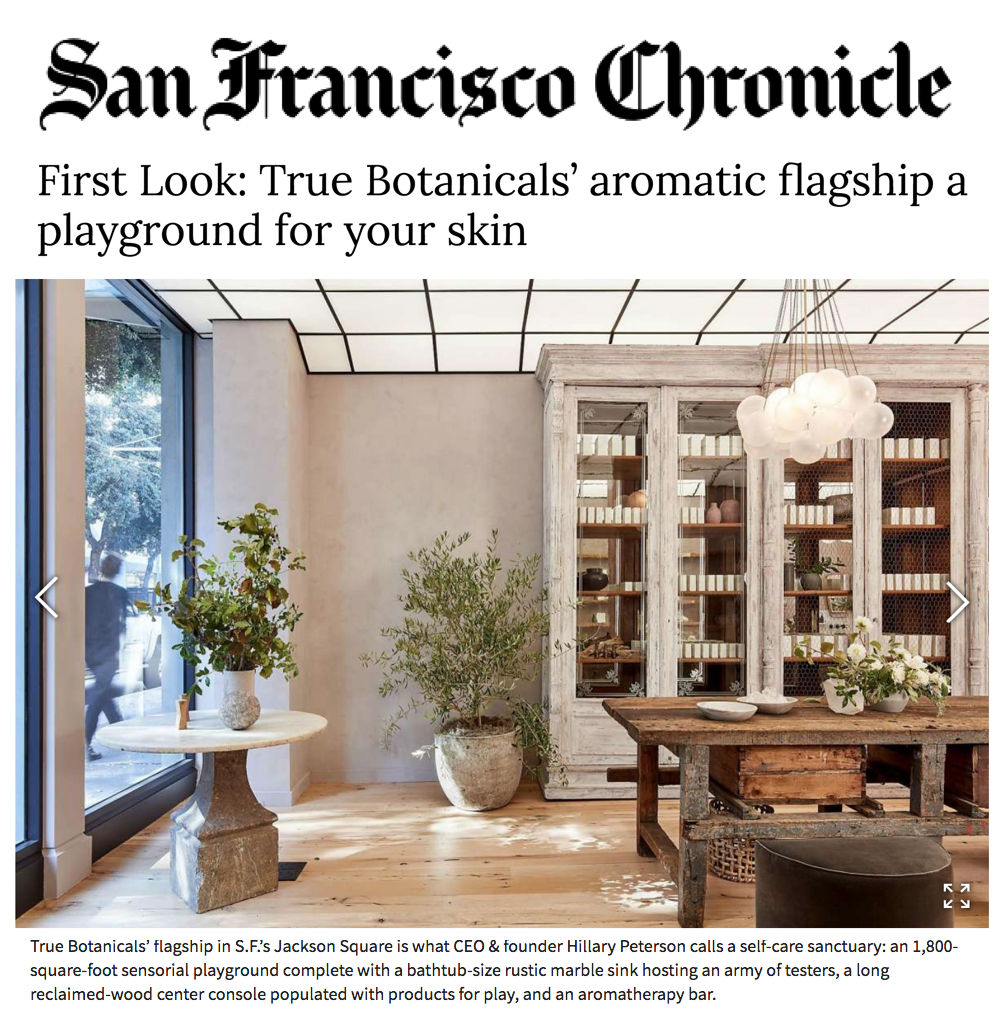 San Francisco Chronicle, 2018