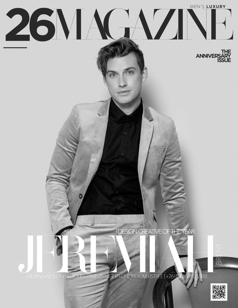 26 Magazine, November 2018.
