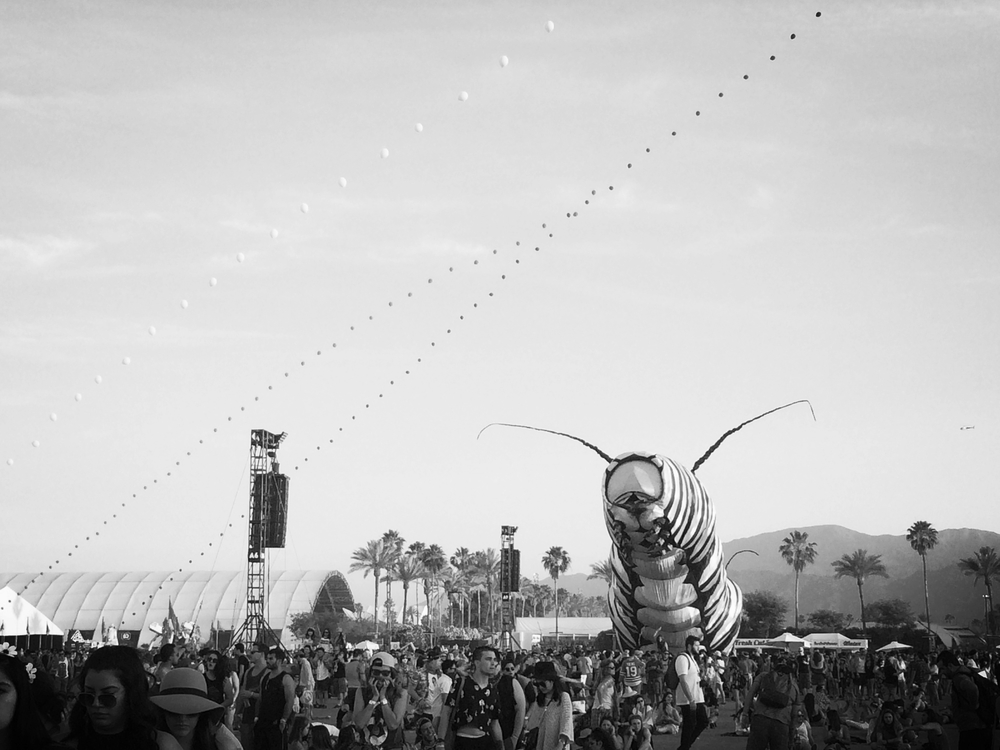 Coachella Valley Music Festival. Photo Credit: Kelsi Halverson. Design by L'Acoustics