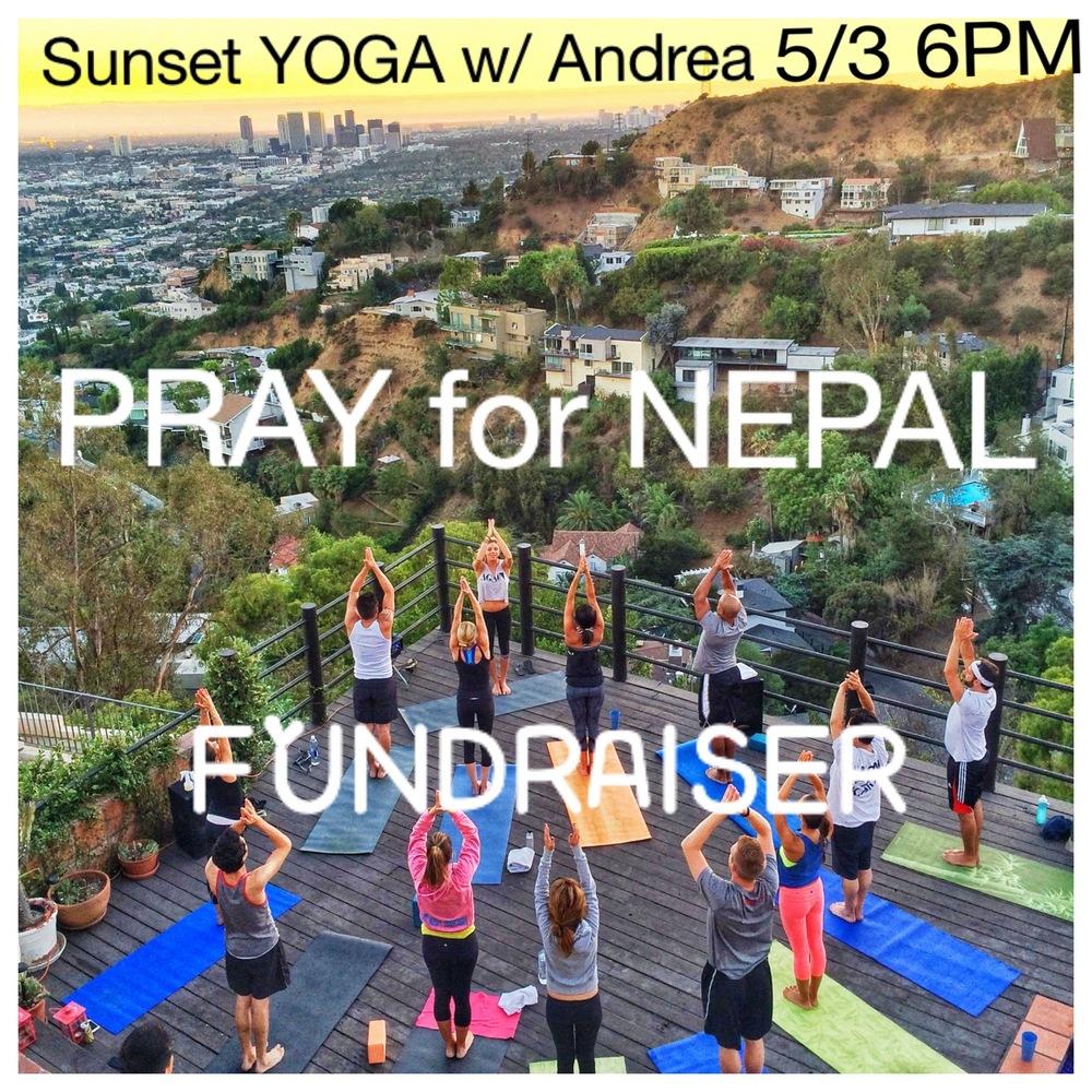Yoga 4 Nepal