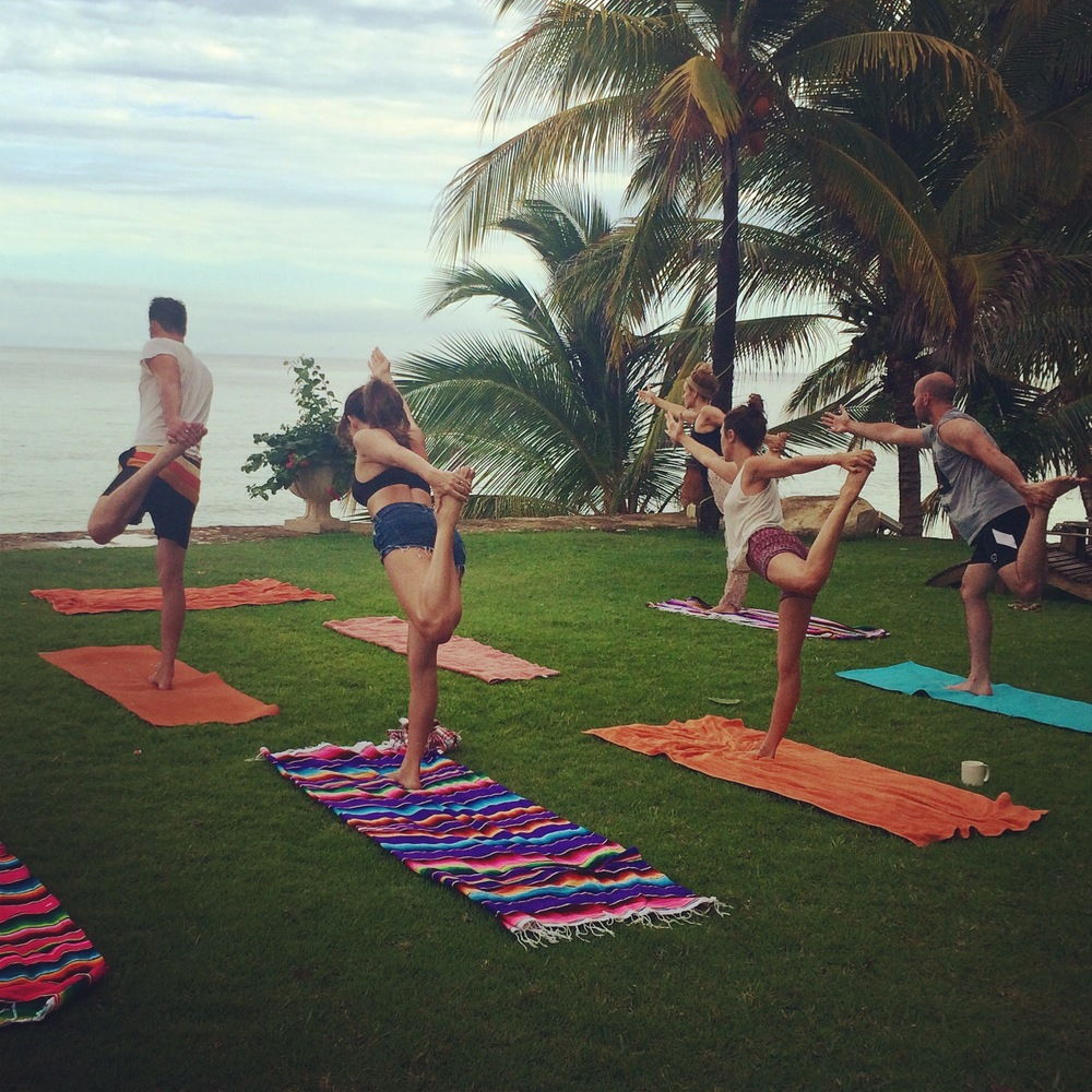 Special Occassion Yoga in Sayulita, Mexico