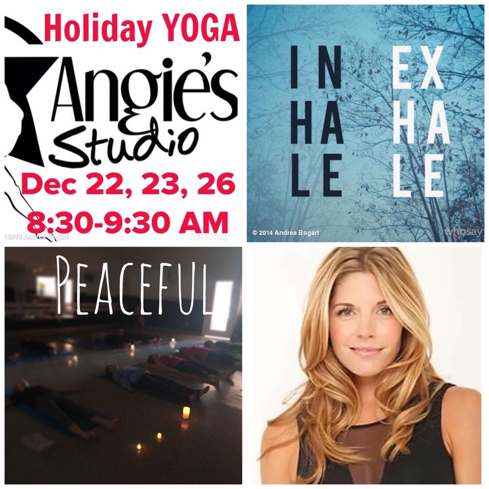 Angie's Studio Yoga