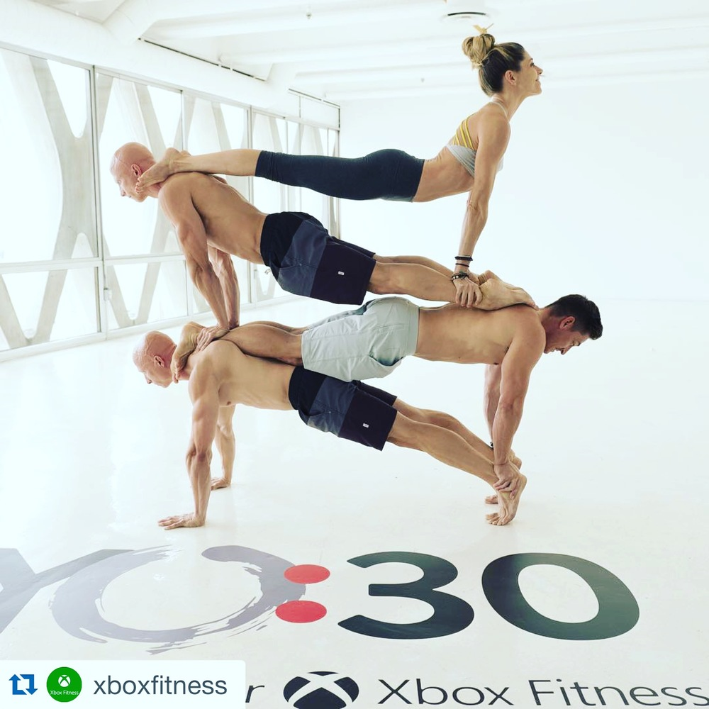 YO:30 for Xbox Fitness