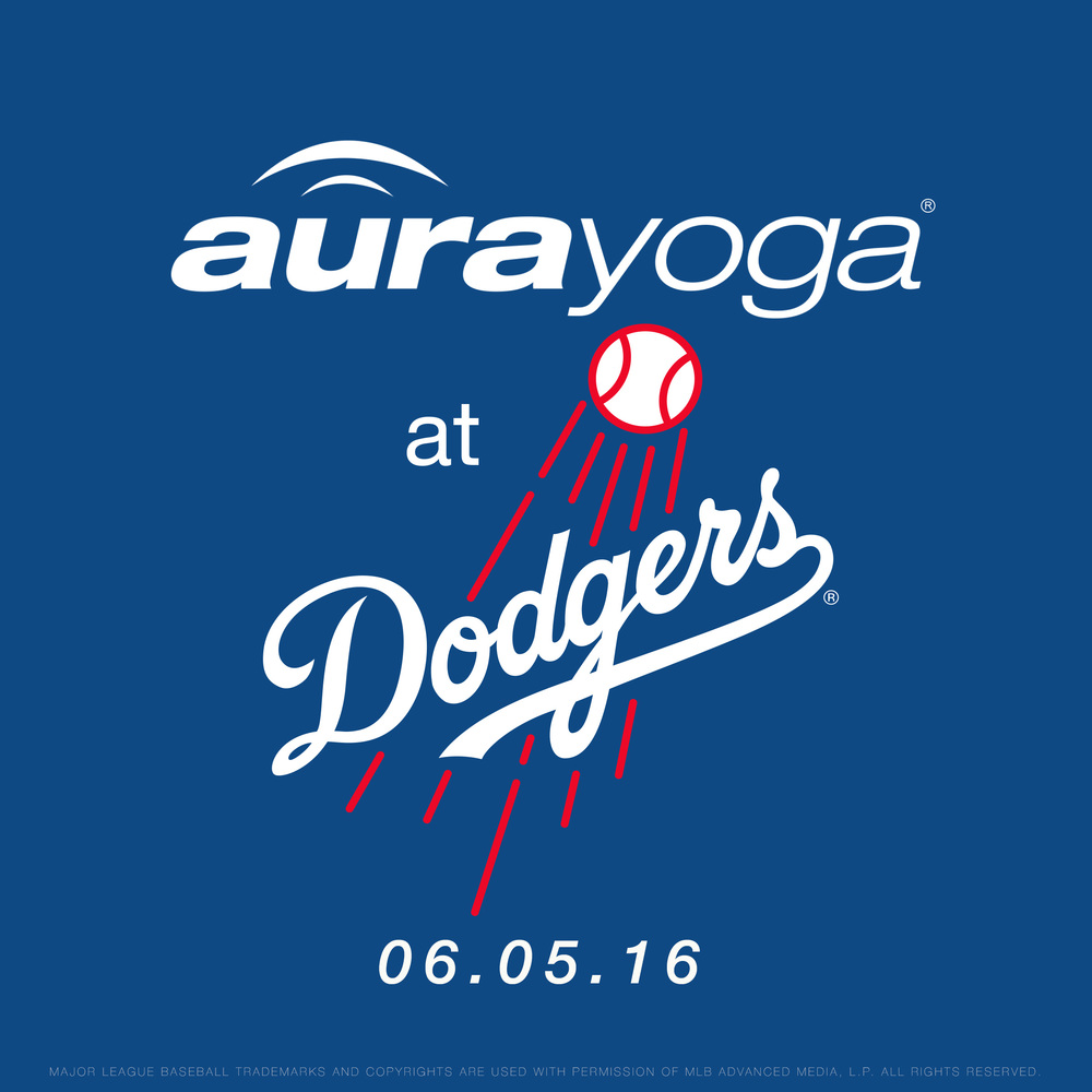 Yoga Day At Dodger Stadium JUNE 5th