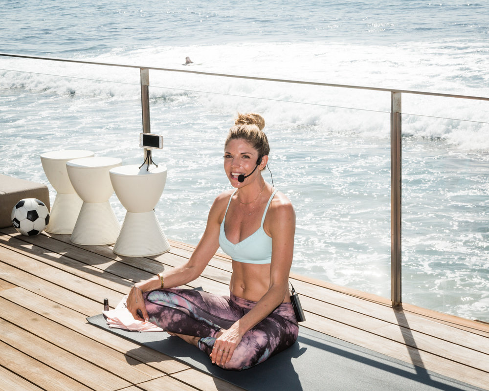 Malibu Yoga Shala Private Event