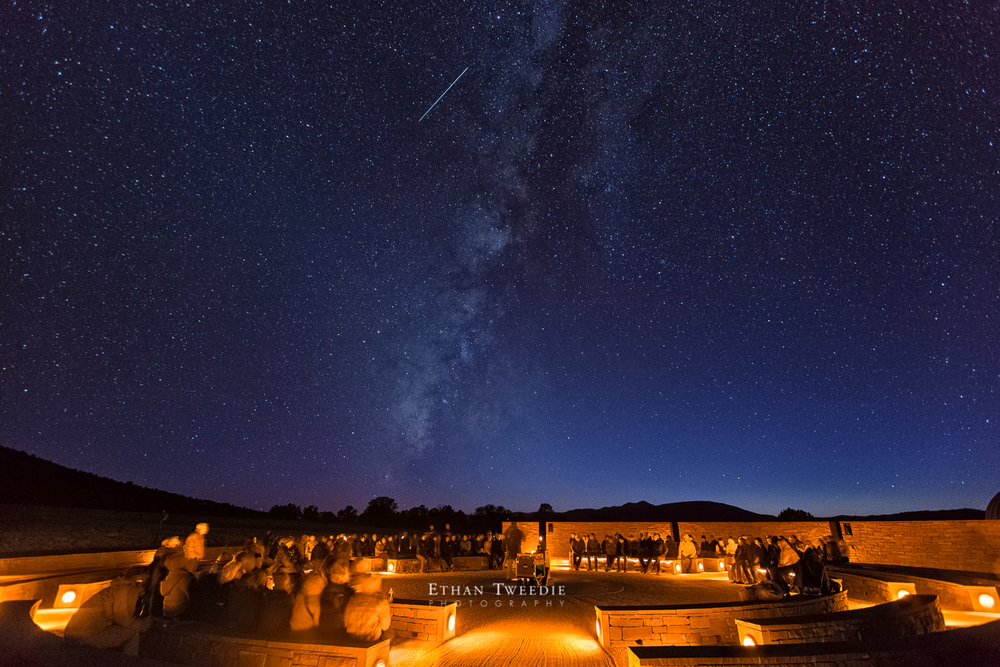 McDonald Observatory   amphitheater |  Ethan Tweedie Photography