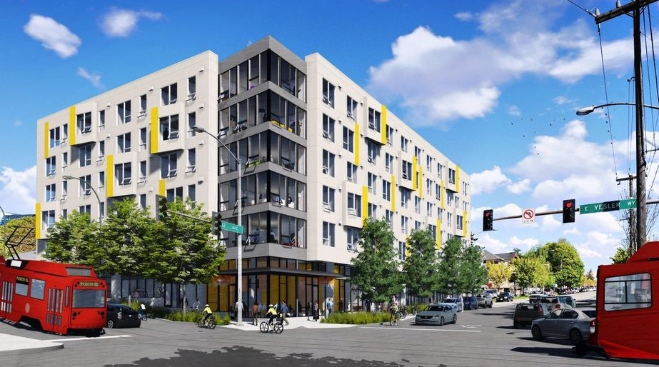 Anthem on 12th: An award-winning workforce housing development in Seattle financed through a Multifamily Tax Exemption Program