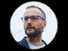 Emanuele Quarin,  Digital and Lean Trasformation Director EMEA, Electrolux