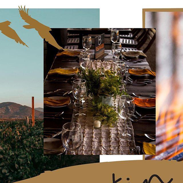 San Valentín ✨ en #fincaaltozano • menú a la carta y menú especial de 5 tiempos con coctel de bienvenida. #valentinesday #valledeguadalupe