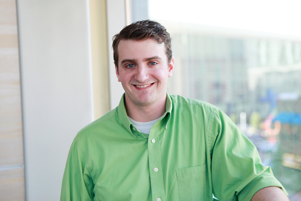 Ben Parnell, Data Analyst