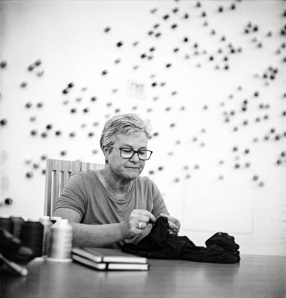 Seamstress | Mending | Institute for Contemporary Art | Richmond, Virginia