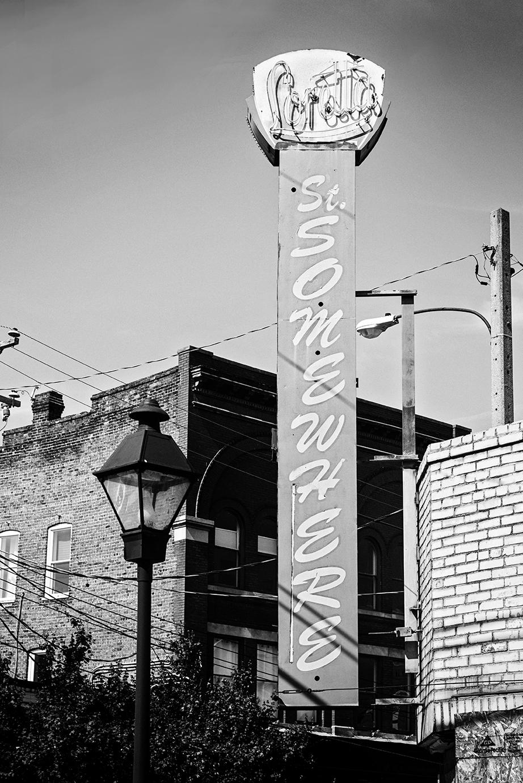 St. Somewhere Bar | 17th & Franklin | Richmond, VA