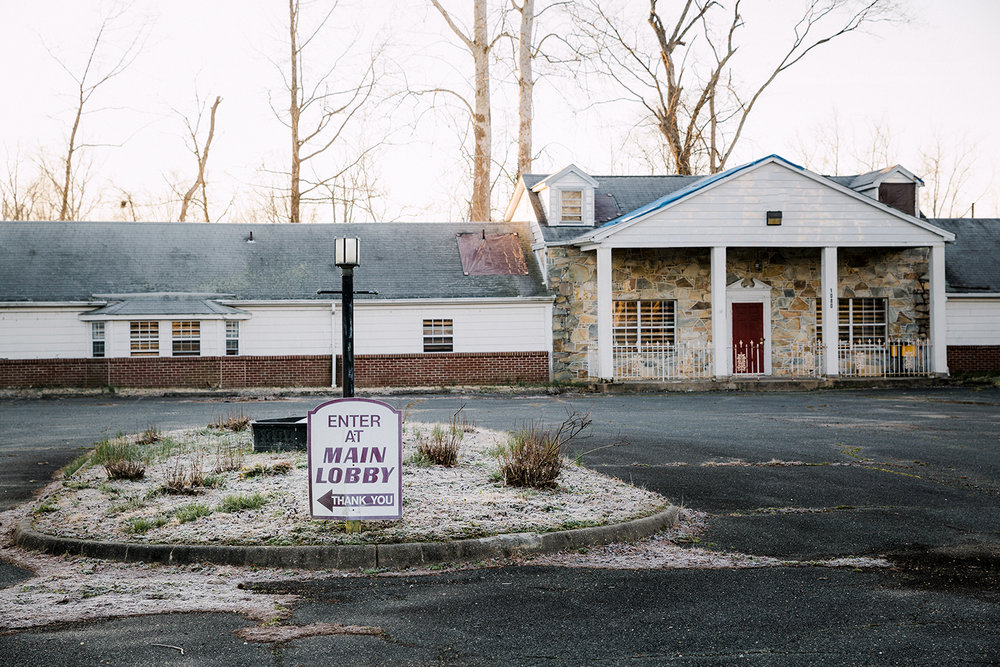 Motel, Route 1, Stafford, Virginia