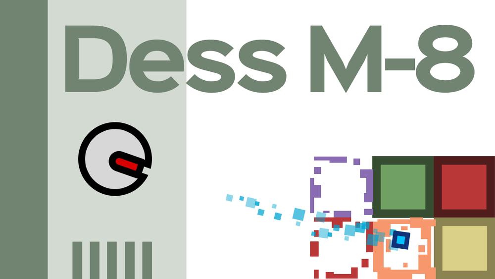 Dess M-8 Logo