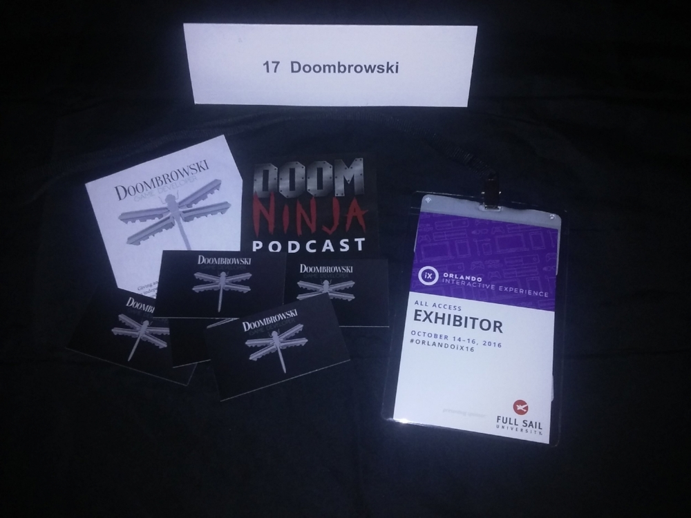 Doombrowski Convention Items