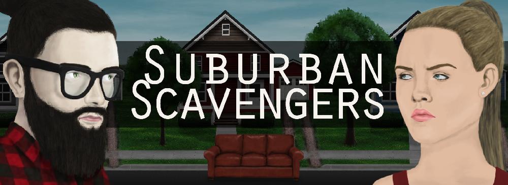 Suburban Scavengers Logo