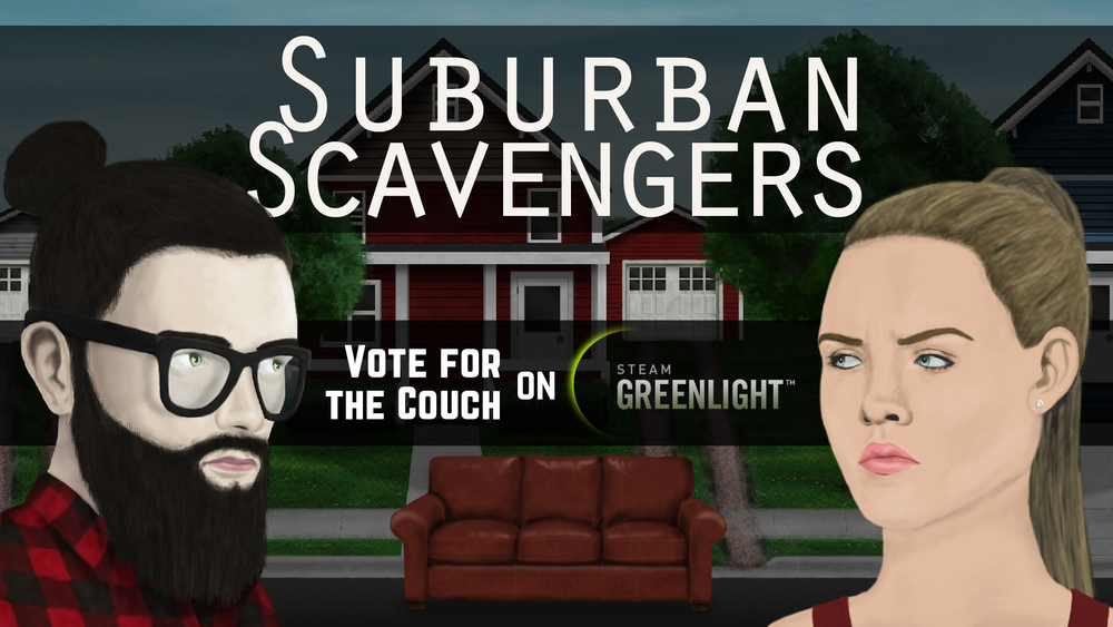 Click here to check out the Suburban Scavengers Greenlight page.