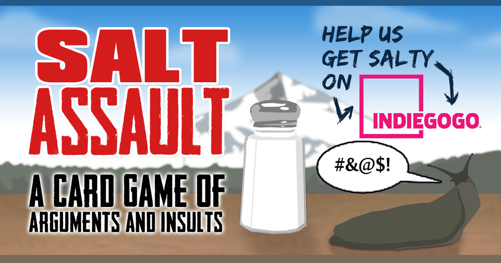 I'm also trying to publish a card game. Check it out at IndieGoGo.com.