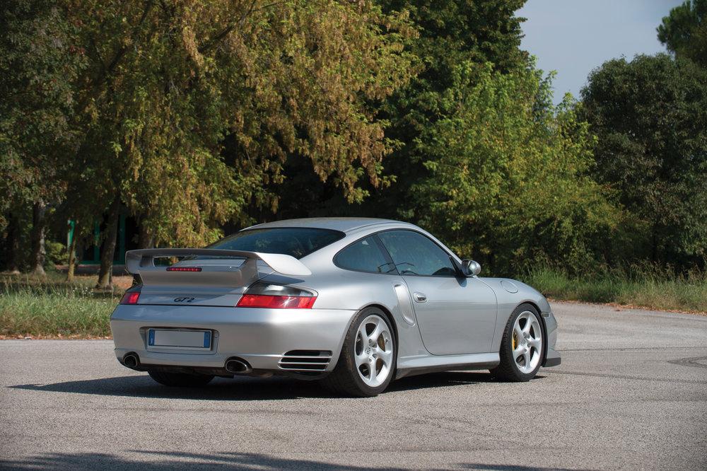 2003 Porsche 911 996 GT2