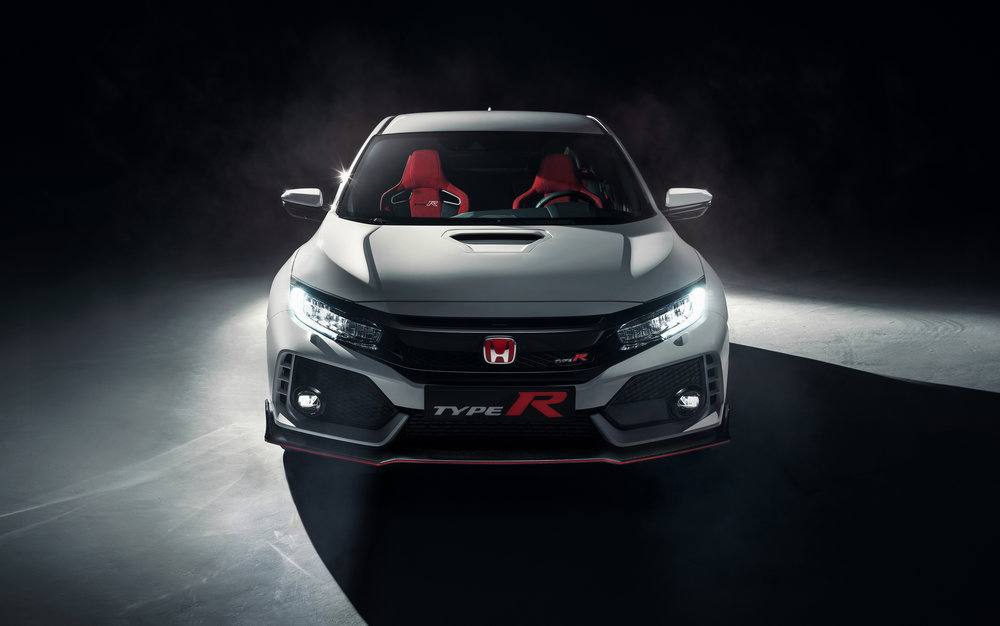 2017 Honda Civic TypeR  Its About Time  Autoclip News