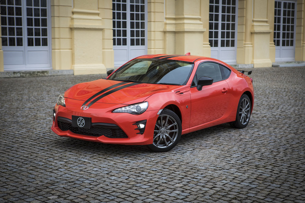 Toyota Announces Two Affordable Sports Cars For Less Than - Affordable sports cars 2017
