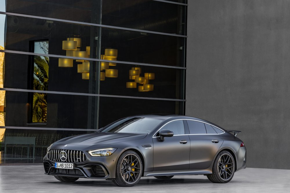 In A Brief Description We Could Say Itu0027s A Faster Four Door Version Of A  Two Door Car (AMG GT).