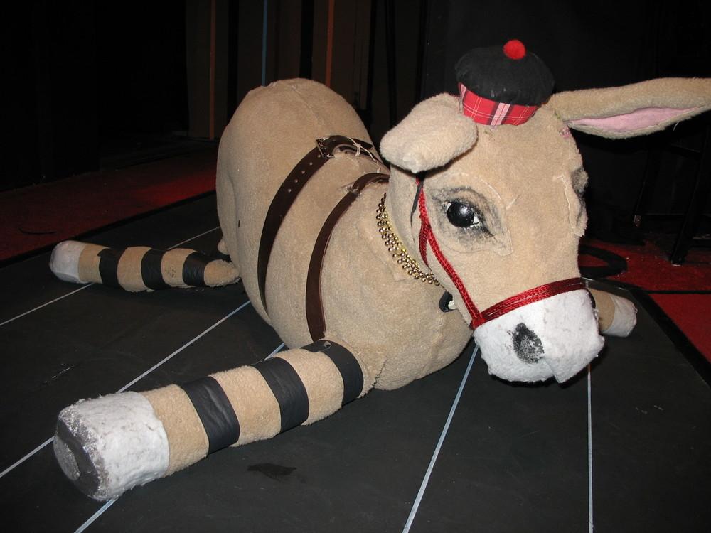 Giant Donkey