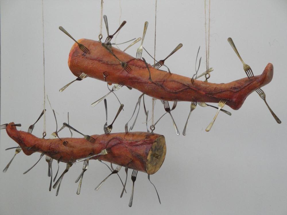 Fork legs