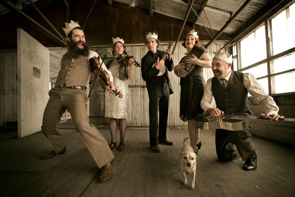 Roochie Toochie & The Ragtime Shepard Kings