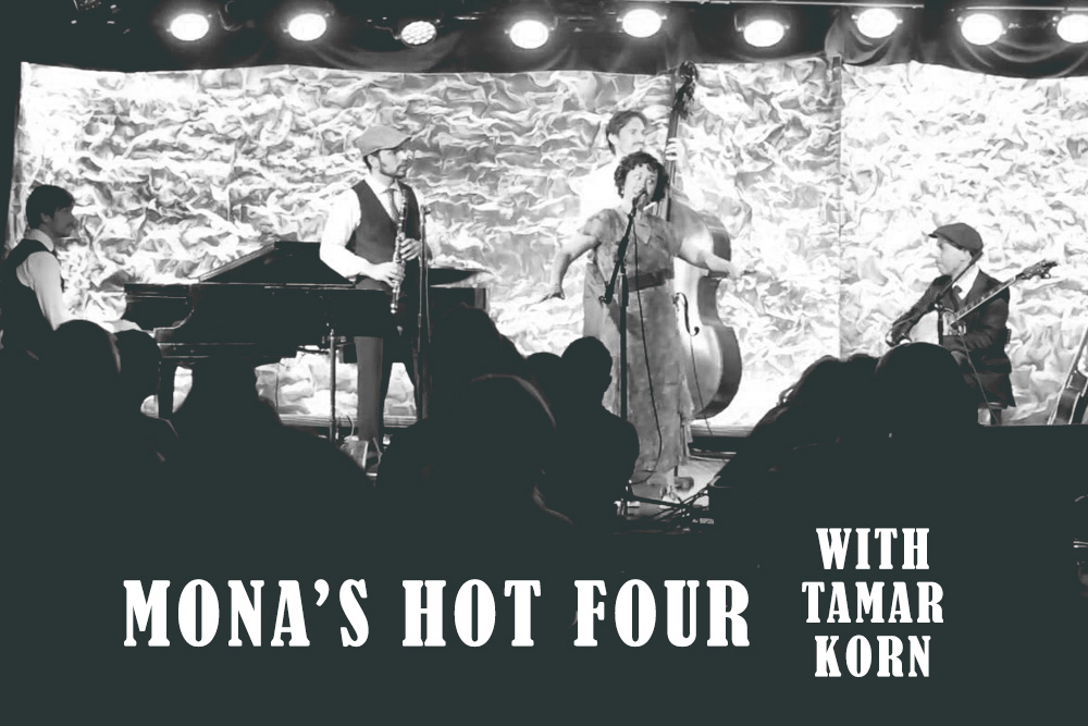 Mona's Hot Four w/ Tamar Korn