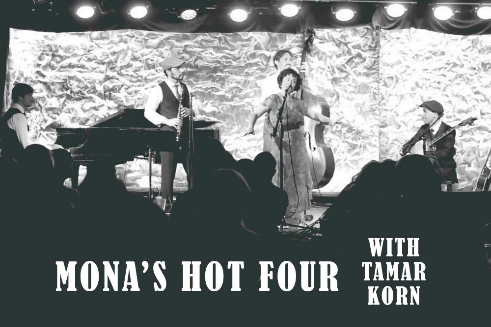 Mona's Hot Four w/ Tamar Korn