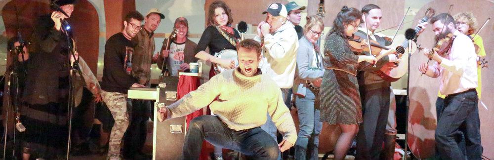Dancin' and Jammin' at Oldtone '17