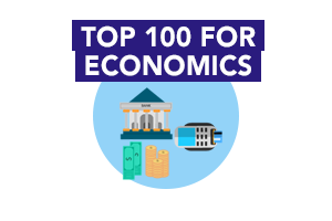 UTS is also one of the leading universities for Economics  - 2016 QS World University Rankings