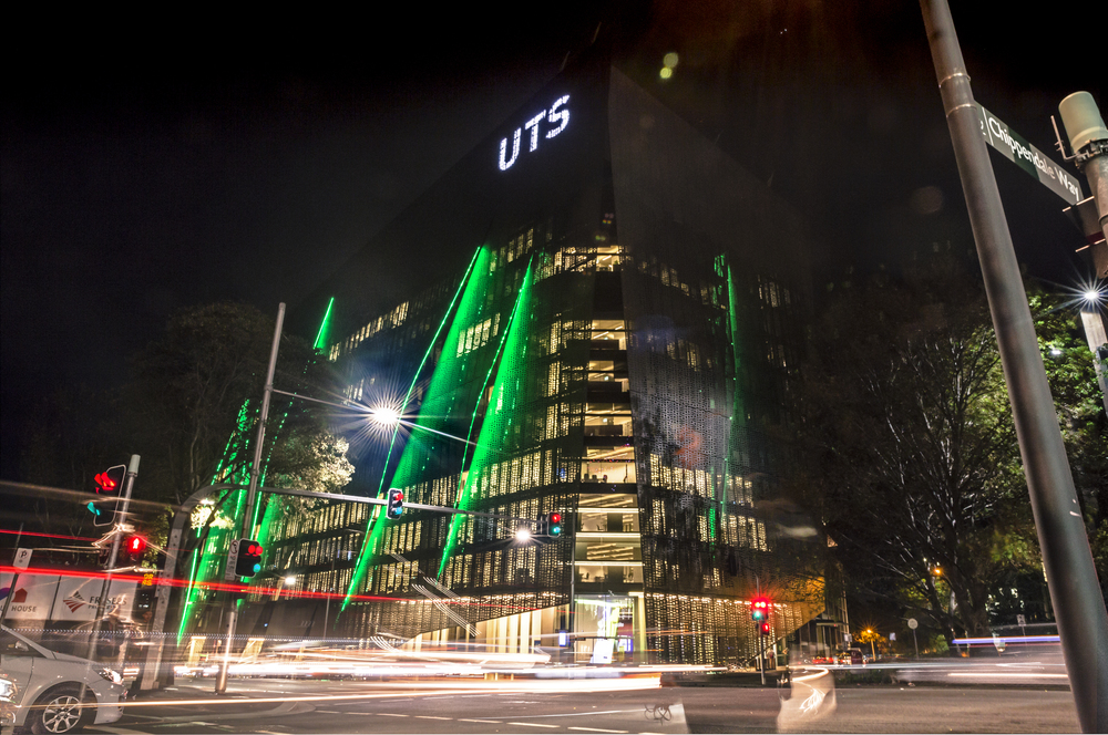 UTS Engineering building at night 3.jpg