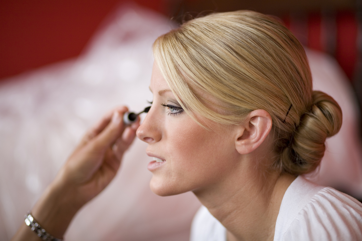 bridal artistry kansas city // on-site wedding and special event