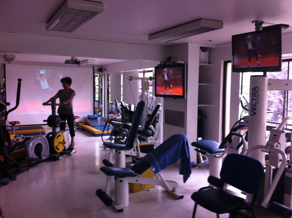 Clinica de ejercicio kw - viernes de concierto.JPG