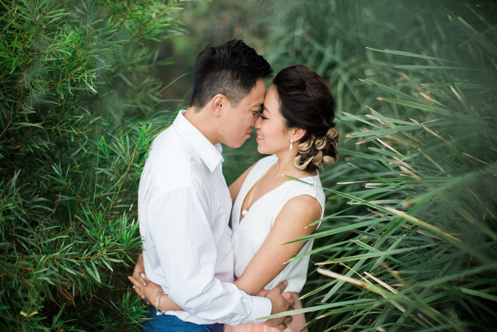 Sugi + Dea    Russell is a fantastic photographer! He made our photography session fun, relaxing, and enjoyable. We walked in not knowing what to expect but came out with such beautiful photos. Thank you Russell for capturing such beautiful moments!