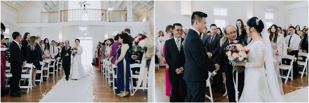 Breakfast Point Wedding