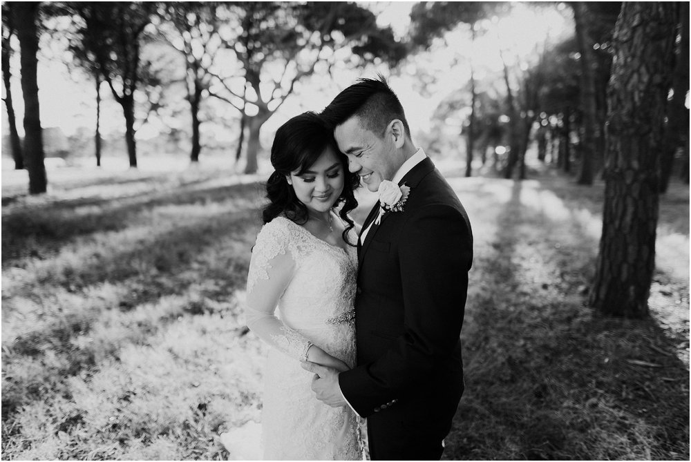 Centennial Parklands Wedding Portraits