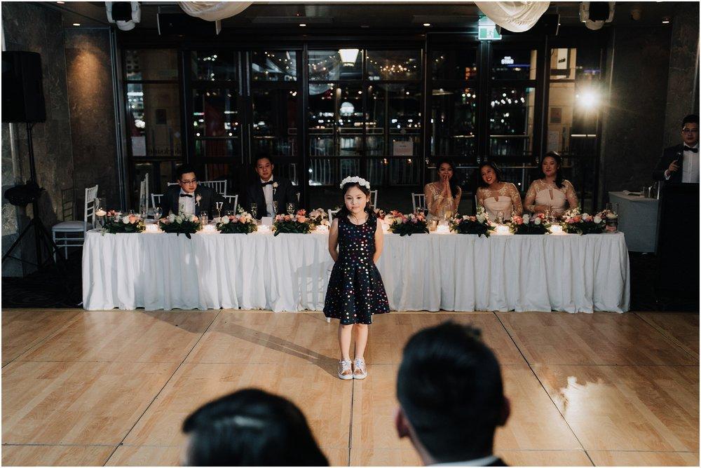 Dockside Wedding Reception